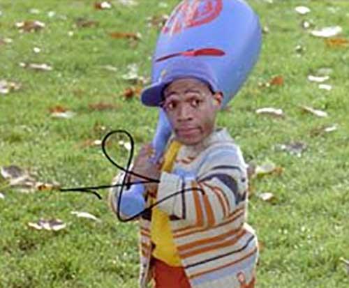 Little Man Signed Photo